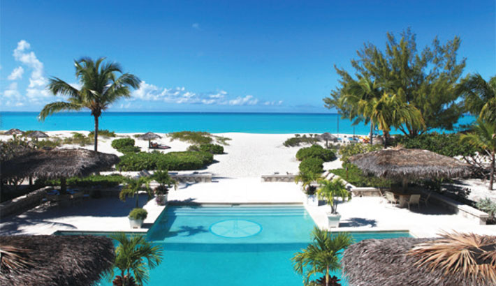 The 13-room Meridian Club on Pine Cay lives up to both its heritage and appeal as a secluded island resort.