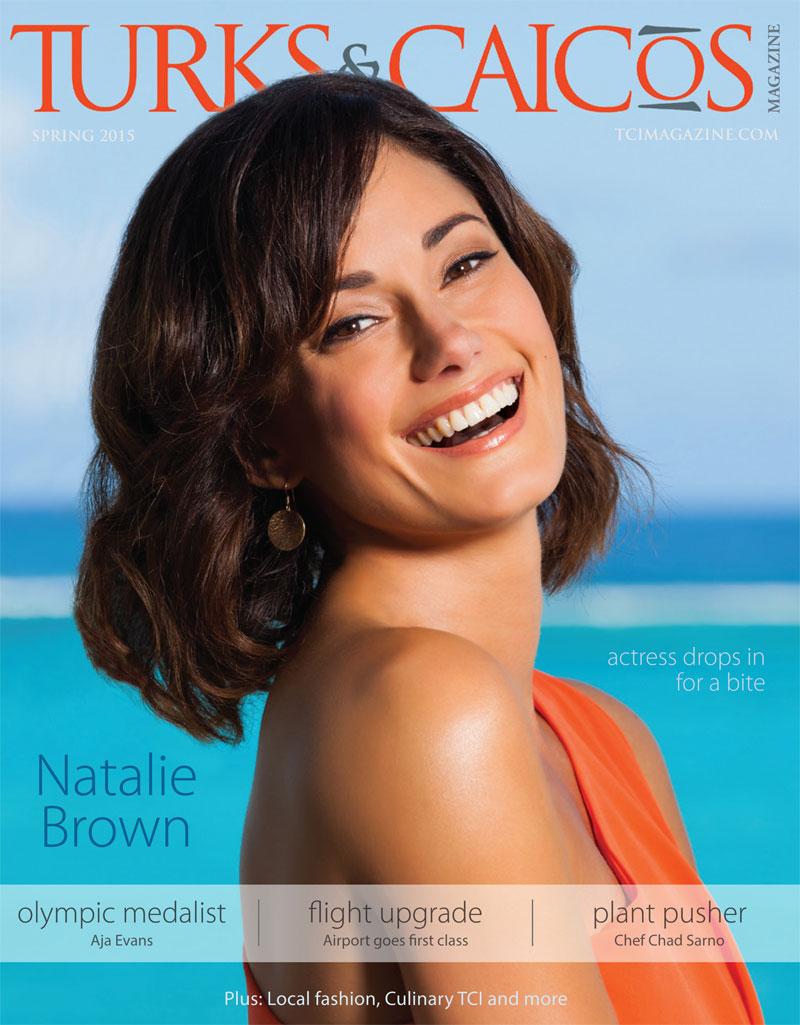 Turks and Caicos Magazine Winter 2015 edition