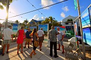 South Caicos art exhibiti...
